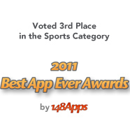 2011 Best App Ever Awards