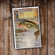iFish Texas in the TPWD Outdoor Annual